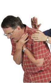 Primeros auxilios en caso de asfixia