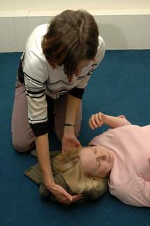 Primeros auxilios en caso de epilepsia