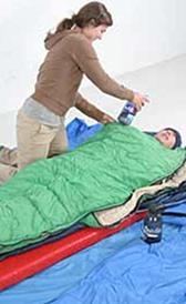 Primeros auxilios en caso de hipotermia