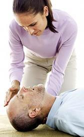Primeros auxilios en caso de infarto