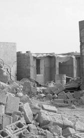 Primeros auxilios en terremotos